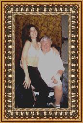 Buddy Hackett and NancyLynn Omes